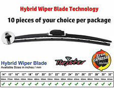 Balais D'Essuie Glace Hybrid Wiper Blades 350mm to 810mm pour Voitures Camions