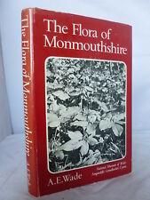 Die Flora des Monmouthshire durch ein e Wade HB DJ 1970