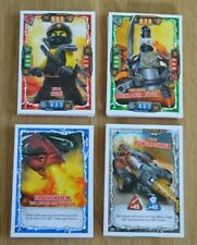 Lego Ninjago™ Series 4 Trading Card Game 100 Various Basic Cards