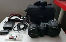 New listing Canon Eos 7D 18.0Mp Digital Slr Camera - Black w/ Ef Is 28-135mm lens and more