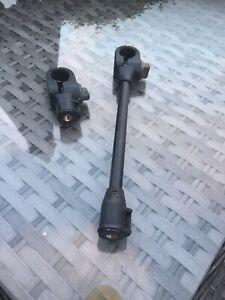 PRESTON OFFBOX 36 Snap Long Keepnet Arms For Seatbox Match Rod Pole Fishing