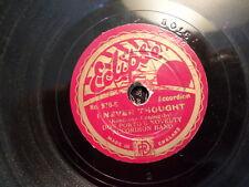 """Eclipse 8 """" 78 Record 976 / Don Porto Neuheit Band/Easter Parade / Nie Thought /"""