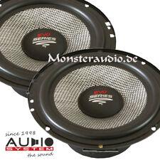 AUDIO SYSTEM AS 165 EVO 16,5cm Auto Mittelton Lautsprecher Kicker 165mm 270 Watt