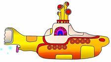 2012 MPC classic Yellow Submarine model kit from Beatles cartoon movie new in b