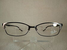 Ray Ban Titanium  RB 8709 Silver/Green Demi 54X15 140mm Eyeglass Frame
