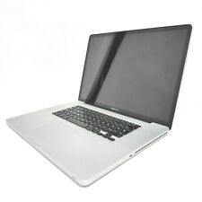 """Apple MacBook Pro 5,2 A1297 17"""" Laptop Core 2 Duo @ 2.8GHz 4GB DDR3 500GB HDD"""