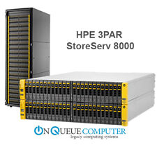 H6Z02A HP 3PAR StoreServ 8400 4-node Field Integrated Storage Base