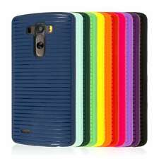 For LG G3 Case TPU Protector Skin Flexible Slim Rugged Shock Absorbing Cover