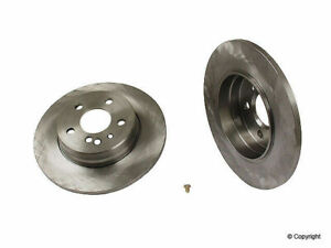 Rear Brake Rotor Fits Mercedes Benz 300SD 300SE S320 & S350  140 423 06 12 10