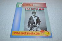 THE CIVIL WAR ~ BOOK2WEB ~ BRAND NEW