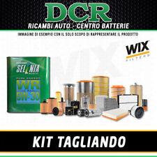 KIT TAGLIANDO FIAT PANDA III 1.3 JTD 75CV 55KW DAL 01/2012 + SELENIA WR 5W30
