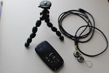 Kodak PlaySport DIS Waterproof Black Camera Camcorder, Stand,Charger 2 Lens