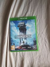 Star Wars Battlefront xbox one (new)