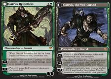 Garruk l'Implacable - Garruk the Relentless - Innistrad - Magic mtg -