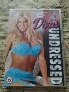 WWE: Divas Undressed DVD World Wrestling RARE WWF
