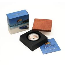 2012 'Red Kangaroo' Perth Mint Legal Tender Coin - .999 Fine Silver