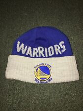New Era NBA Golden State Warriors Beanie