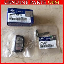 NEW OEM Keyless Entry Smart Key Remote Control Uncut Blank HYUNDAI 2017+ Elantra