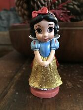 Disney Animators Collection Littles Deluxe wave — Snow White Glitter Dress Doll
