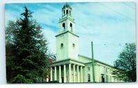 Glen Memorial Church Emory University Atlanta Georgia GA Vintage Postcard D40