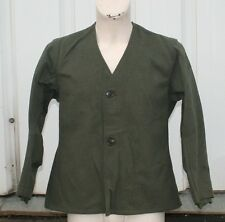 Sous-veste en laine des années 60 pour veste M64 - S300 de l'armée française