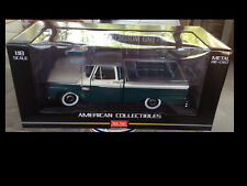 1965 Ford pickup truck Green 1:18 SunStar 1274