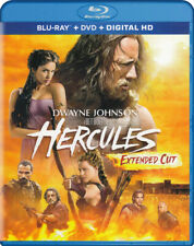 HERCULES (EXTENDED CUT) (BLU-RAY + DVD + DIGITAL HD) (BLU-RAY) (BLU-RAY)