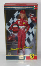 Barbie Scuderia Ferrari - 2000 - NRFB - Collector Edition