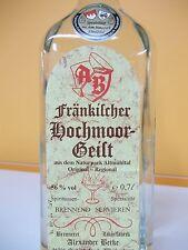 1 FLASCHE Fränkischer Hochmoorgeist, Kräuterlikör - 0,7 ltr. (39,64€/1l) 56%