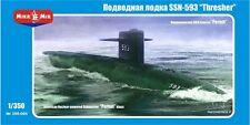 Mikro-Mir - 350-005 - SSN-593 'Thresher' U.S. submarine - 1:350