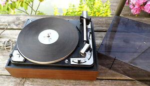 Dual Automatic-Plattenspieler 1010 - 60er Jahre - funktioniert einwandfrei