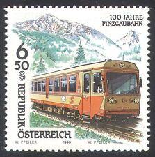 Austria 1998 trenes/transporte/Automotor/Carril/Ferrocarriles 1v (n23509)