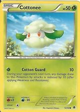 POKEMON B&W EMERGING POWERS - COTTONEE 10/98