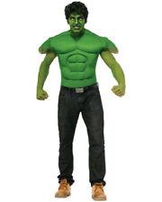 Captain America Civil War Hulk Adult MUSCLE Costume Marvel Comics Rubies 820018