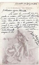 """8085) VERCELLI 1900, FESTA DI BENEFICENZA """"PRO EMIGRATIS"""". VIAGGIATA."""