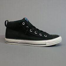 52d1c6b88771c7 Converse Chuck Street Mid Black 146997C Turnschuhe Sneakers schwarz Gr. 41.5