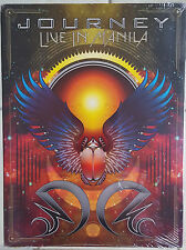 JOURNEY - Live In Manila DVD From 2009 - NEW/SEALED