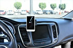 A-Tach # 50357 Phone Mount Fits Chrysler 200 (2015 - 2017)
