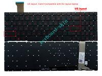 New For ASUS GL552 GL552J GL552JX GL552V GL552VL GL552VX US backlit keyboard RED