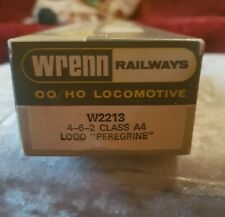 Wrenn Railways Class A4 NE Locomotive, Black Peregrine