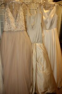 NWD lot of 8 bridal gowns, wedding dresses, maggie Sottero, Dere Kiang, Mori Lee