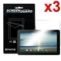 For Rca 10 Viking Pro / Cambio W101 V2 Tablet 3-Pack HD Clear Screen Protector