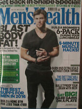 Men's Health Magazine Jan/Feb 2016