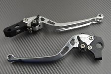Paire leviers longs levier long CNC Aluminium BMW G 650X Country