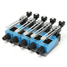 5Pcs Roller Momentary Rotary Adjustable Lever ME-8108 Overtravel Limit Switch