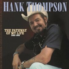 Hank Thompson-the pathway of My Life 1966 -'86 [8-cd Box Set Bear Family]