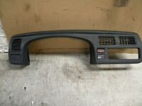 2000 Nissan Frontier Factory Instrument cluster bezel dash trim panel 3 A/C dash