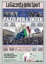 CALCIATORI PANINI 2020 21 - N. C20 GAZZETTA PAZZI PER INTER FILM CAMPIONATO NEW