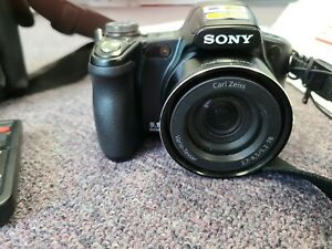 Sony cyber-shot dsc-h50 and accessories