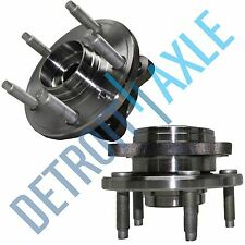 Ford Taurus Five Hundred Mercury Sable Montego  (2) Front Wheel Bearings & Hub